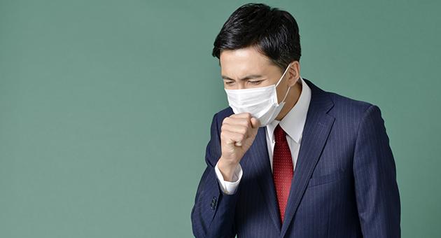 呼吸器系の病気について